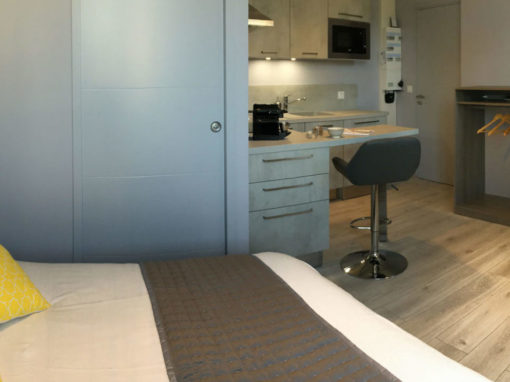 Studio Le Corsuet 20m² – 2 personnes