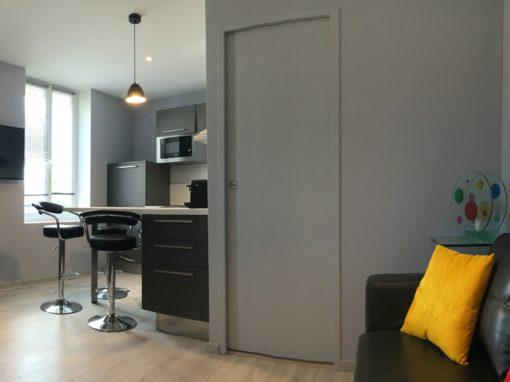 Les Belledonnes F3 de 55 m² – 4 personnes