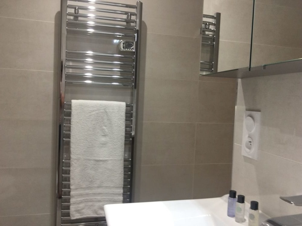 Sèche serviettes sdb